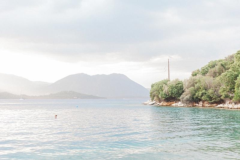 Pasoumaki beach Meganisi Greece