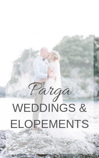 Parga WEDDING & ELOPEMENT GALLERY