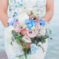 Beautiful Bouquet with Flowers inspired by Greek Mythology